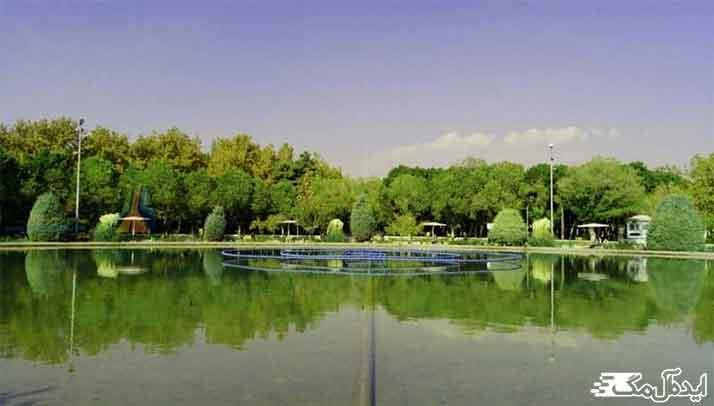 پارک لاله از پارک های معروف تهران