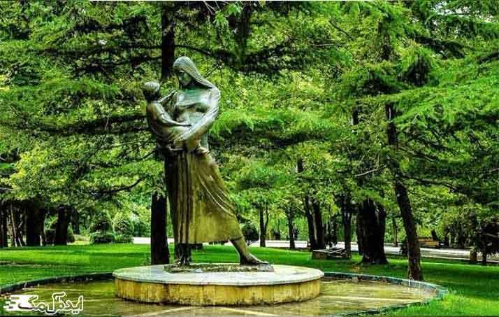 پارک ملت از اماکن دیدنی تهران