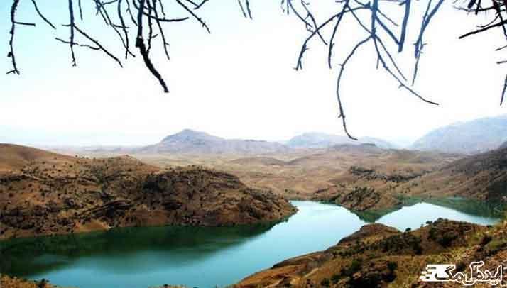 پارک ملی خجیر از جاذبه های گردشگری تهران