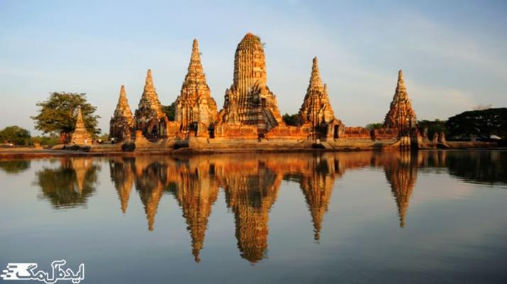 معرفی بهترین معبدهای کشور تایلند برای گردشگران