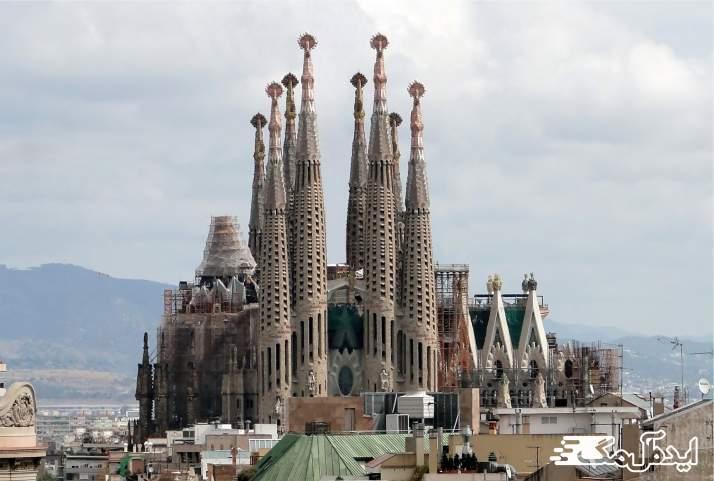 Basilica de la Sagrada