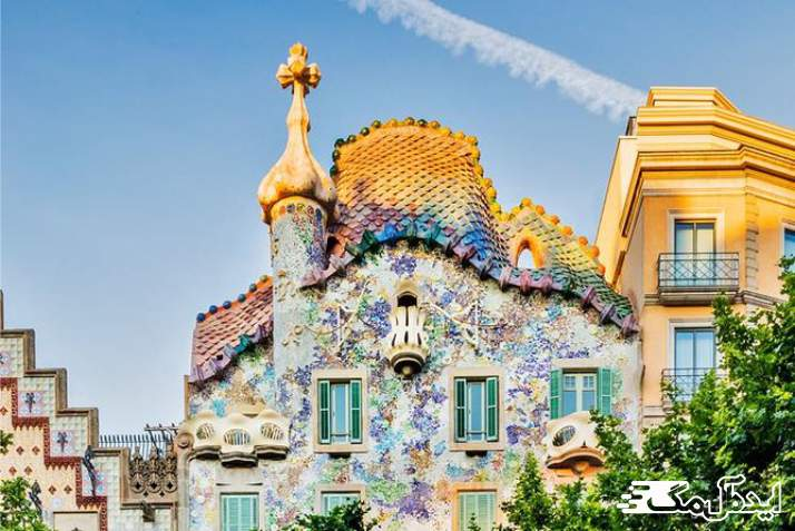 Casa Batlló در کاتالونیا