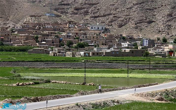 آشنایی مختصر با شهرستان درگز