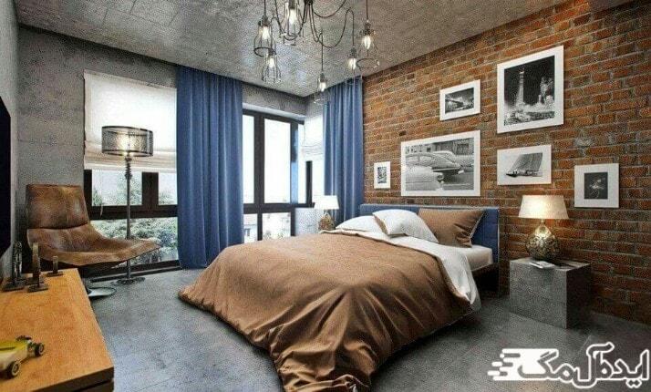 تاثیر سبک ها بر روی دیزاین اتاق خواب ها