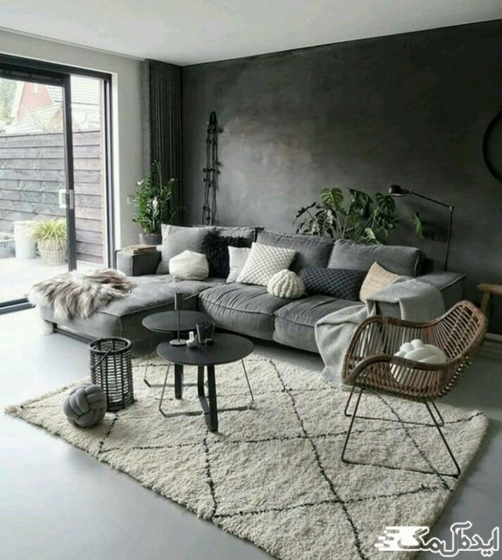 چگونه خانه را به سبک مینیمال طراحی کنیم