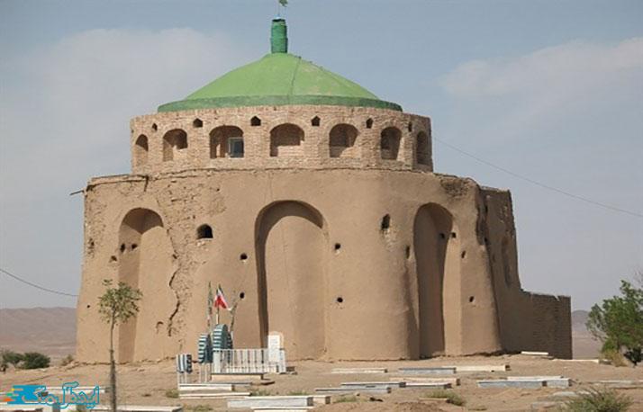 بقعه تاریخی و متبرک هفت امامزاده کروژده از جاهای دیدنی جوین