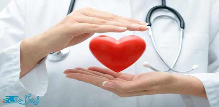 تشخیص گرفتگی عروق قلب