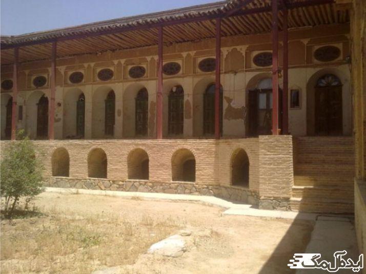 حمام روستای داراب