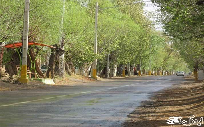 روستای باغستان