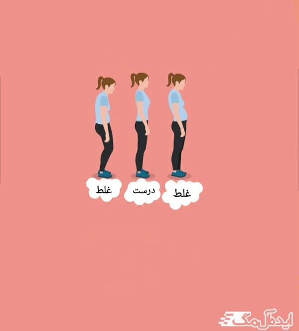 اسرار زبان بدن : وضعیت جسمانی خوبی داشته باشید