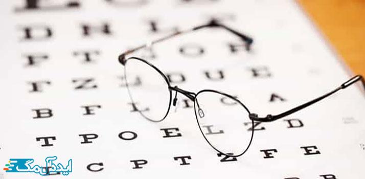 تعریف ضعف بینایی از دیدگاه علمی