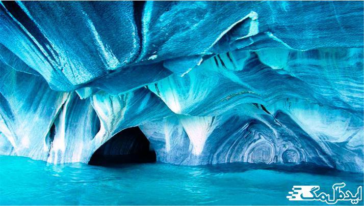 غارهای مرمر