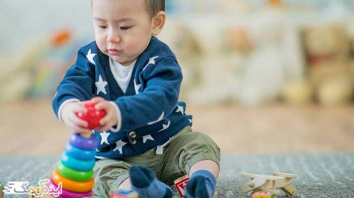 کنترل بازی کردن کودک