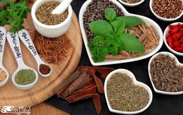 مواد موثر در درمان ناباروری