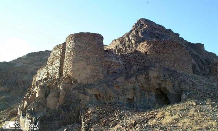 کوه قلعه تاریخی فردوس