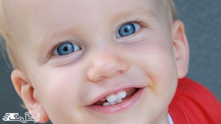 مراحل رشد دندان کودک