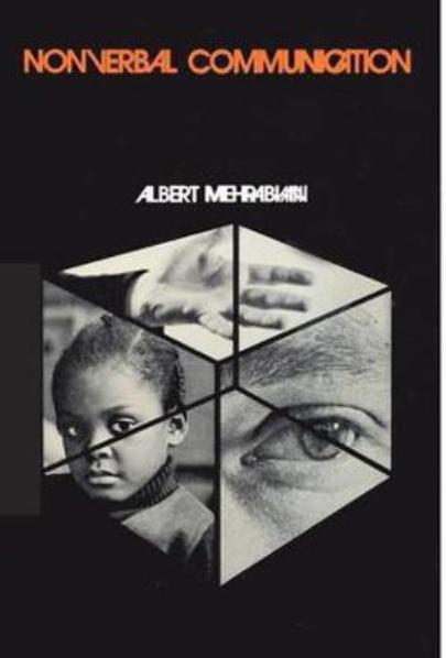 کتاب «ارتباطات غیرکلامی» نوشته آلبرت محرابیان
