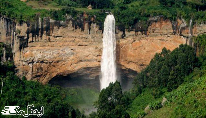 آبشار سیپی از مناظر دیدنی دنیا