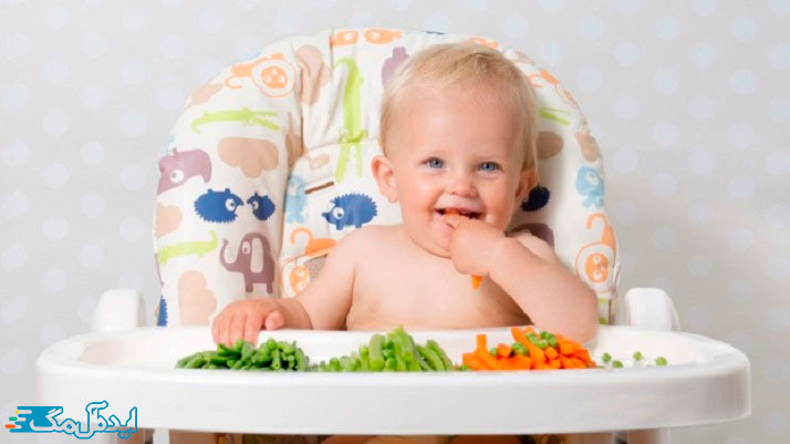 روش های از شیر گرفتن کودک
