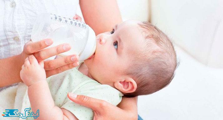 روش های کاهش شیردهی به کودک