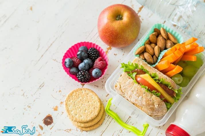 میزان کالری دریافتی برای کاهش وزن