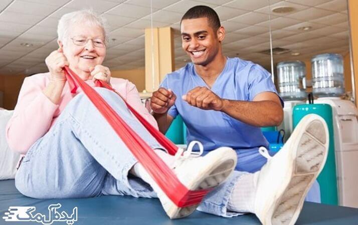 ماساژ میتواند به افزایش جریان خون به یک منطقه آسیبدیده، به ویژه برای مشکلات عضلانی مرتبط با سکته کمک کند