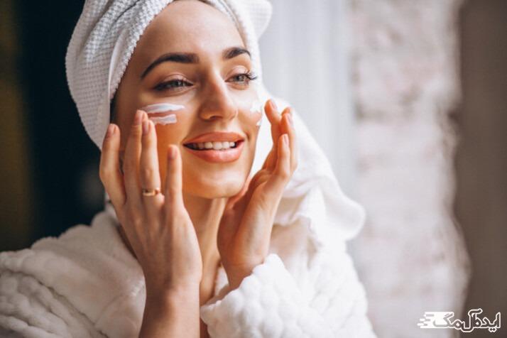 تشخیص نوع پوست خود برای انتخاب کرم مرطوب کننده خوب