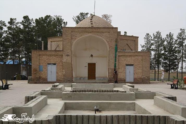 آرامگاه توران شاه؛ مکان دیدنی و تاریخی