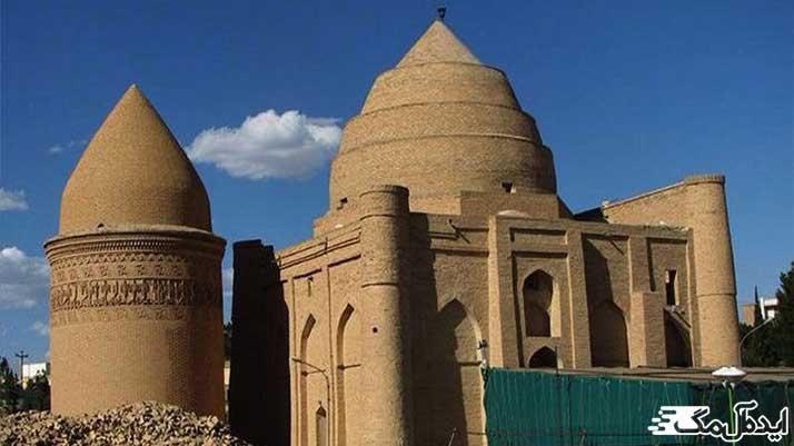 برج چهل دختر از مکان های تاریخی