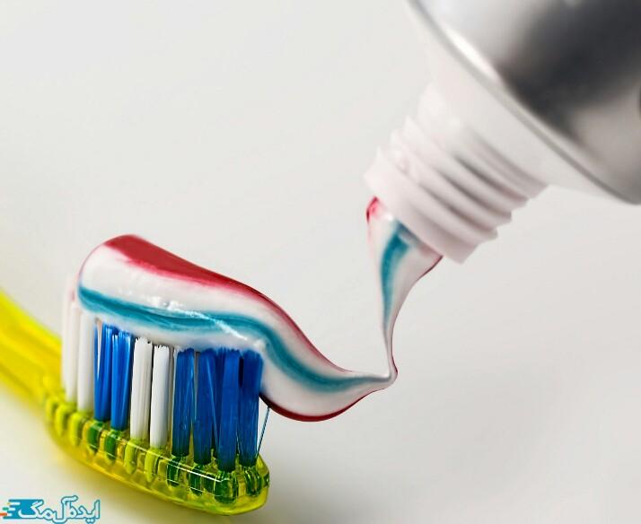 اثر خمیر دندان در درمان آفت