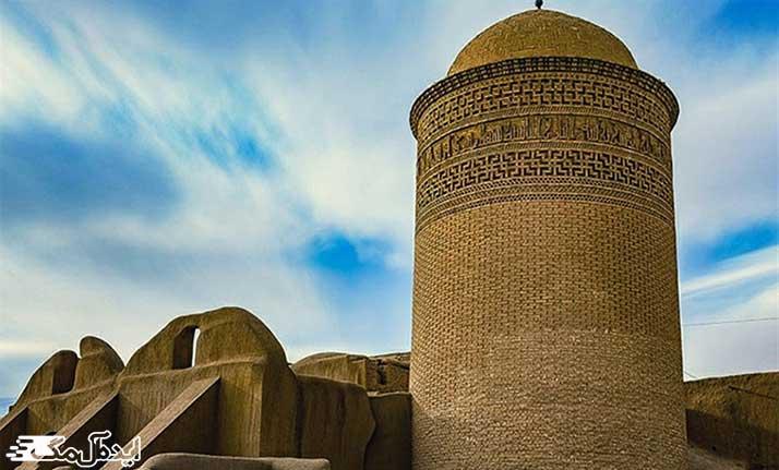 مقبره پیر علمدار دامغان