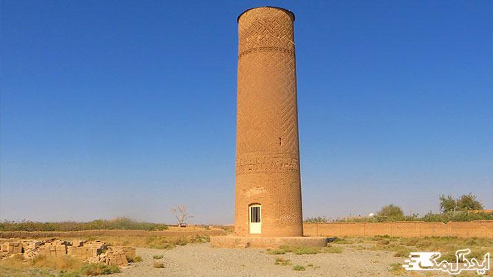 مناره فیروز آباد بردسکن