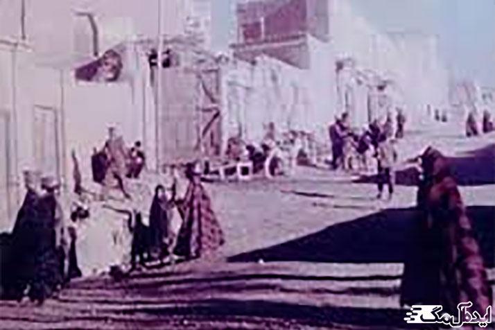 سنگسر در گذشته