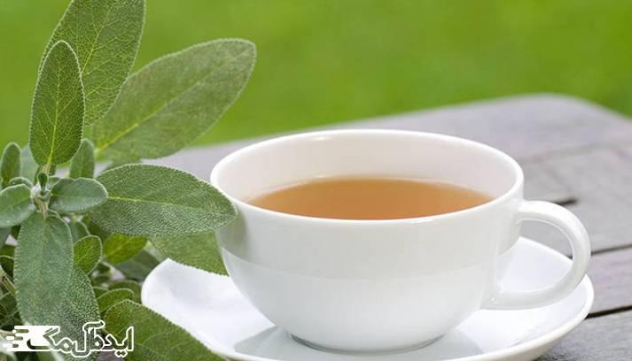چای مریم گلی برای درمان آفت دهان موثر است