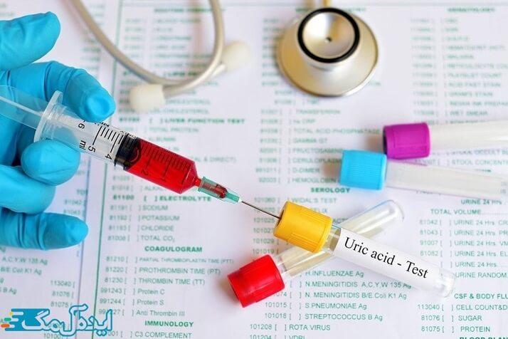 بررسی وضعیت سلامت بدن