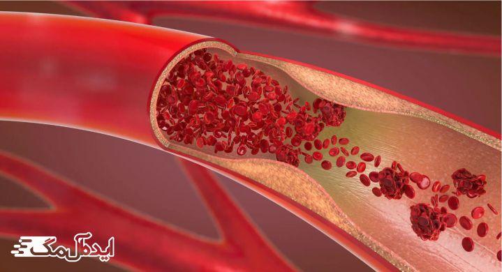 کمک به بهبود گردش خون