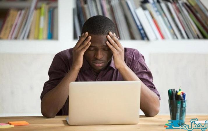 مهم ترین نشانه های افسردگی در مردان