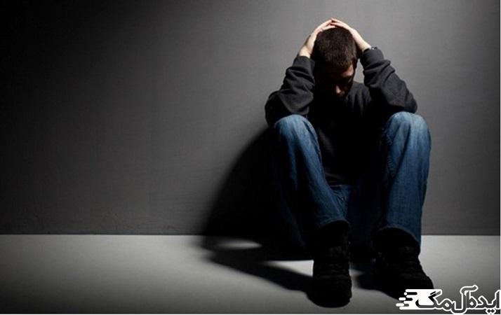 نشانه های افسردگی در مردان