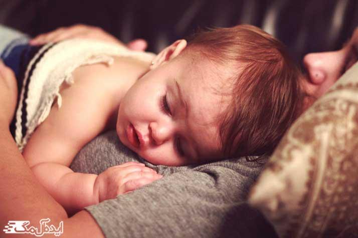 بیماری آنفولانزا در نوزادان