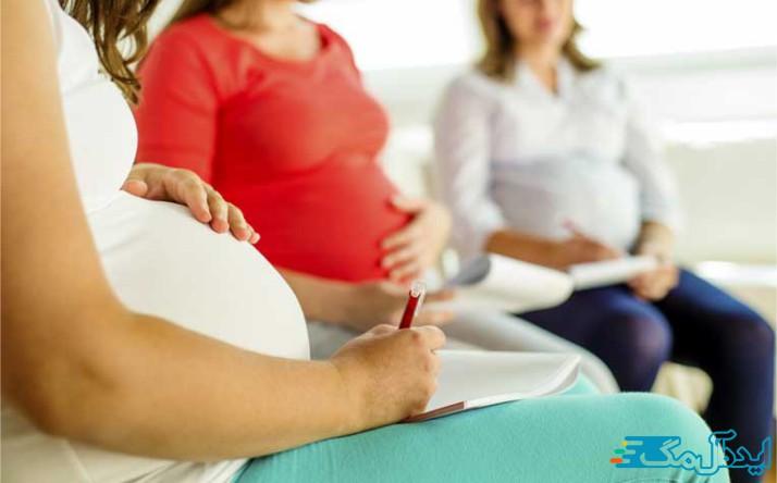 پیشگیری از بروز افسردگی در بارداری