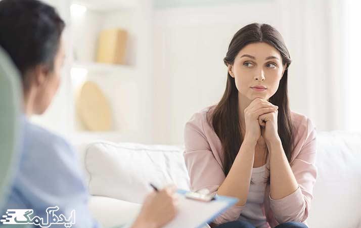 درمان افسردگی بعد از زایمان به کمک مشاور