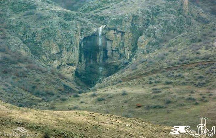 آبشار بابا ولی سیاهکل