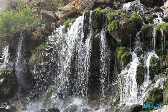 آبشار نره گر خلخال