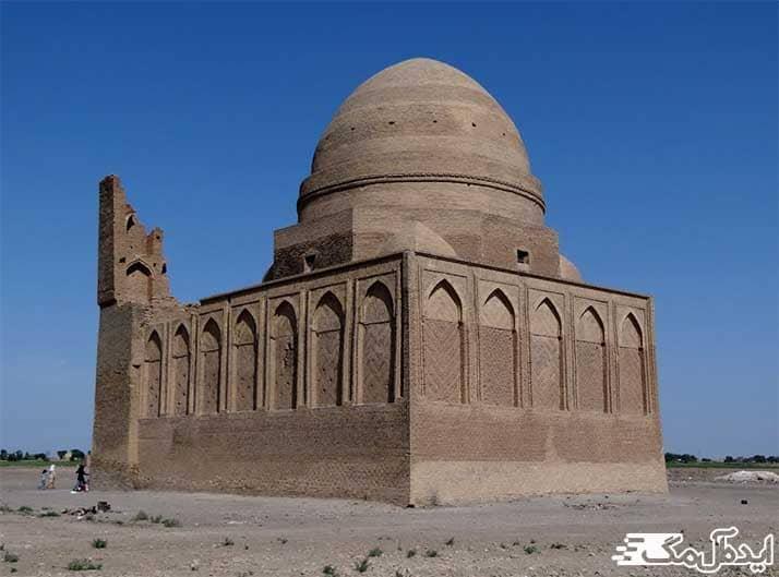 مکان های تاریخی سرخس