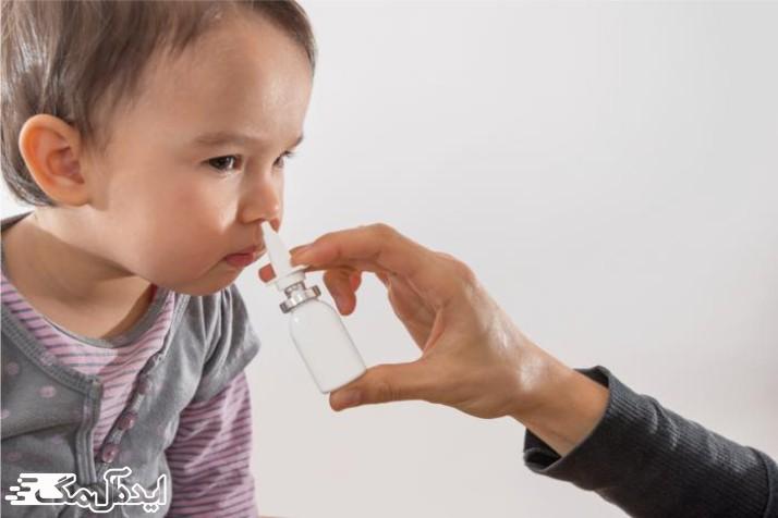 اسپری آنفولانزای بینی