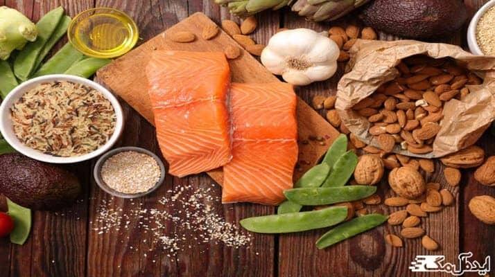افزایش مصرف پروتئین برای کاهش وزن