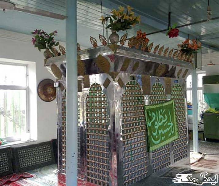 مکان های زیارتی صومعه سرا