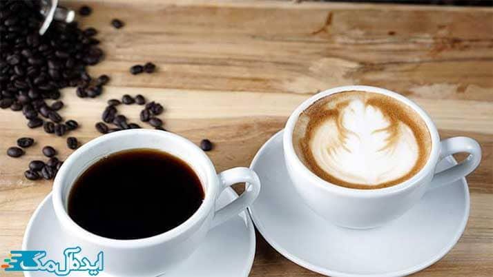 تفاوت قهوه دم کردنی و قهوه اسپرسو