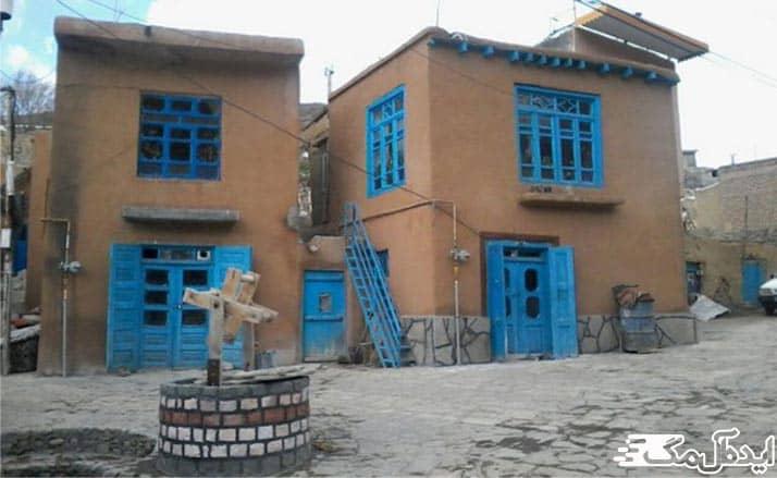 روستای عنبران اردبیل