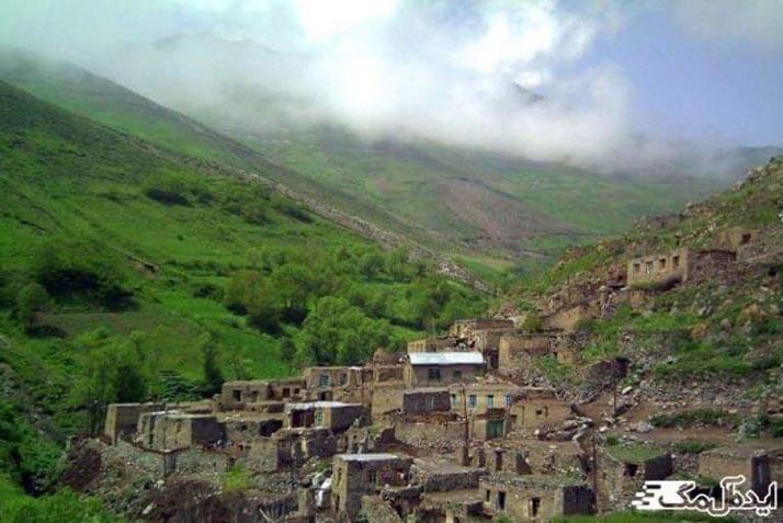 روستاهای شهرستان هوراند